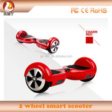 Electric Double Skateboard Two Wheels Smart Self Balancing Scooters Drifting Board with LED Light