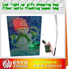 Musical luminaries gift bag for promotional