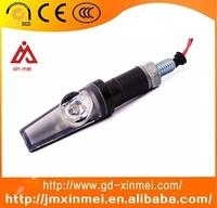Distinctive Motorcycle black LED Focal Spot Turn Signal Light Indicators For yzf R1 R R6 R6s R FZ6 FZ1 FZ XT Fazer 6