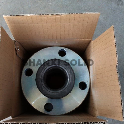 DIN Flanged Rubber expansion joint