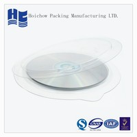 CD packing high quality electric battery plastic blister tray