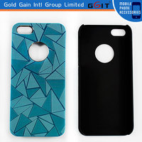 New Sublimation for iPhone 5 3d Phone Case,China-made Bumper Case for iPhone 5
