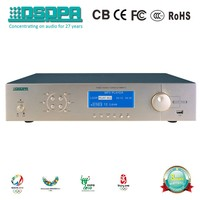 DSPPA HM6813 Multi zones Intelligent Home Central Audio Systems with 6 rooms smart home audio system