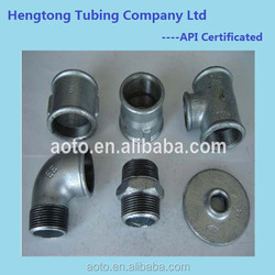 ASTM a 105 forged pipe fittings carbon steel elbow