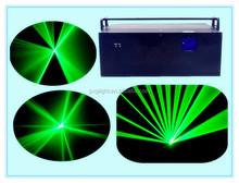 2w green animation disco laser light