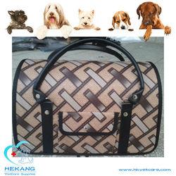 new fashion PU pet carrier