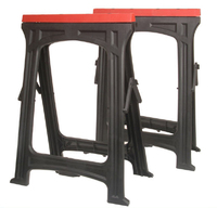 good quality saw benches, log cutting stand, plastic saw horse