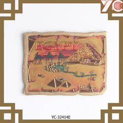 YC-32414E Tourist Souvenir Magnet For Fridge