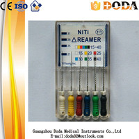 DODA DENTAL INSTRUMENTS -Dental Endodontic Products Dental Endodontic Root Canal NiTi K/H/Reamers files(Hand Use)