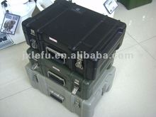 2012! Roto moulded hard plastic carrying case shipping case