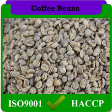 Yunnan Unroasted/Raw Arabica Green Coffee Bean for Export,Arabica Variety and Green Processing Type green Coffee Beans,