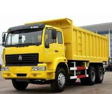 HOWO 6×4 dump truck