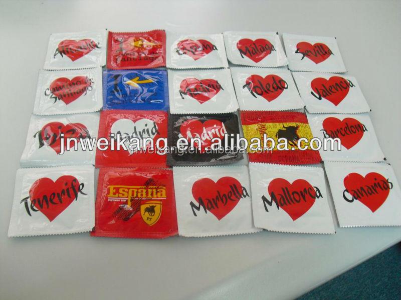 Quentes fotos masculino 3 pçs/caixa preservativos ( fabricante )