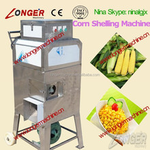 Automatic Sweet/Fresh Corn Shelling Machine|Electric Maize Thresher Machine|Maize Threshing Equipment