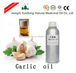 Garlic oil has a better analgesic effect than pickled garlic in oil