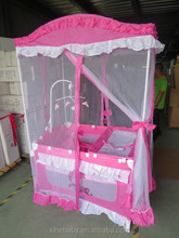 High Quality Baby Product Travel Cot