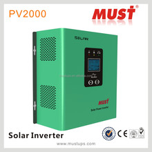 low frequency PV or AC priority selectable inside PWM 30A pure sine wave solar inverter 500VA 1200VA 2000VA with AVR DC12 DC24