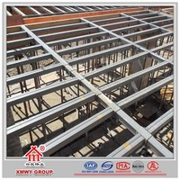 Building Construction Materials Shoring Props and Concrete Slab Formwork Combination