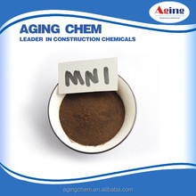 MN1-SLS Sodium Lignosulfonate MSDS