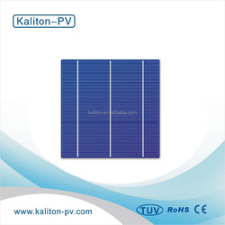 156 x 156mm polycrystalline solar cell A grade/B grade made in Taiwan