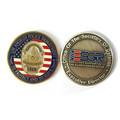 regalo de recuerdo medallón de la moneda
