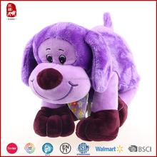 High quality plush stuffed dog toys with big nose newly designed