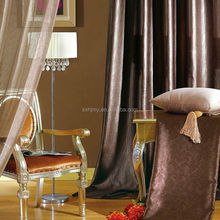 100% polyester shower curtain fabric, hotel blackout curtain fabric, 3 pass blackout curtain fabric
