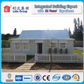 Modular de aço leve estrutura Villa e casas