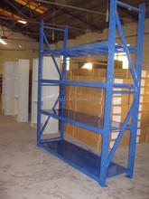 2015 China Supplier Manufactures Hangzhou steel warehouse medium duty storage rack /garden storage house/Key rack