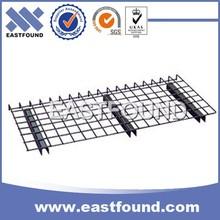 Metal Grid Warehouse Wire Decking Storage, Wire Deck Railing