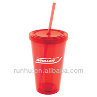advertising plastic cup
