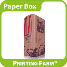 Elegance Folding Corrugated Paper Packing Box