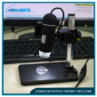 hot sale new led light usb digital microscope driver,1000x usb digital microscope,microscope usb