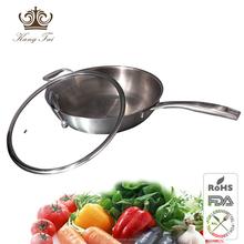 Contpot lastest style puro titanio pan with no stick and no smok