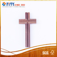New Design Hot Sale Natural Small Wooden Cross