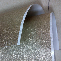 pu synthetic glitter leather for glitter shoes, glitter sofa