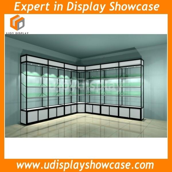 Mall Kiosk For Jewelry Showcase Display Retail Design