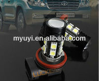 new high bright led auto fog light universal used as car toyota corolla /reiz /Highlander /Camry /RAV4 with cree lens