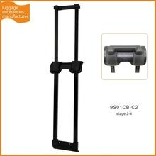 Guangzhou JingXiang Detachable Bag Fittings Telescopic Folding Luggage Handle Parts For Polo-Trolley-Luggage