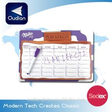 OEM Top Quality Fridge Magnetic Memo Pad,Fridge Magnet Notepad