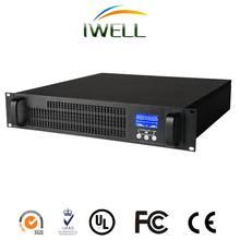 RD Series 1k-10kva Single Phase 19 Inch Online Rack Mount UPS