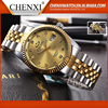 Christmas Gifts 2015 Gold Watch Bands,Gold Plated Wrist Watches,Gold Watch
