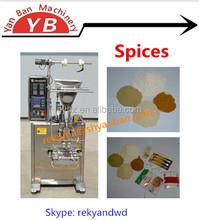 YB-150F Automatic Sachet Black Pepper Filling Packing Machine/Skype : Jessica .yu35