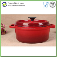 mini ceramic casserole cast iron well lid casting pot best cookware enamel cookware