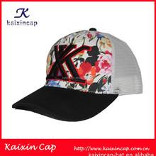 Embroidered Truck Mesh Cap/ Custom Mesh Cap Designed/ High Quality Truck Mesh Cap