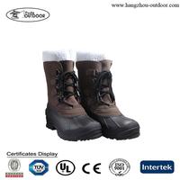 Mens Designer Nice Winter Durable Snow Boots