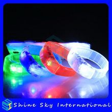 Super Quality New Products Party Gift Led Flashing Bracelet