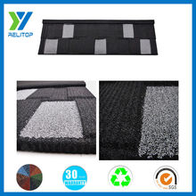 Building stone coated steel roofing tile/mix color roofing tile