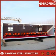 Good PU sandwich panel new expandable container house