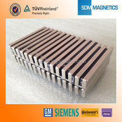Professional Customized High Quality Strong Magnetic Force N52 Rectangular Magnets